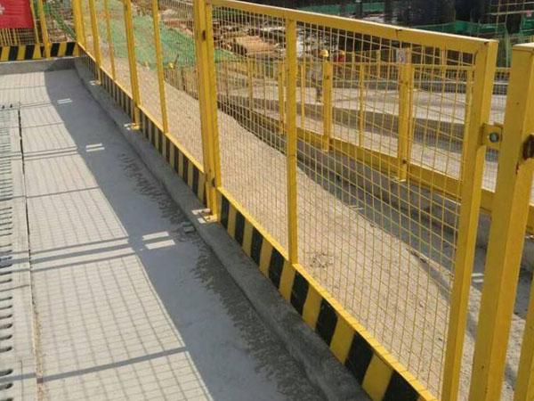 南昌基坑护栏规格