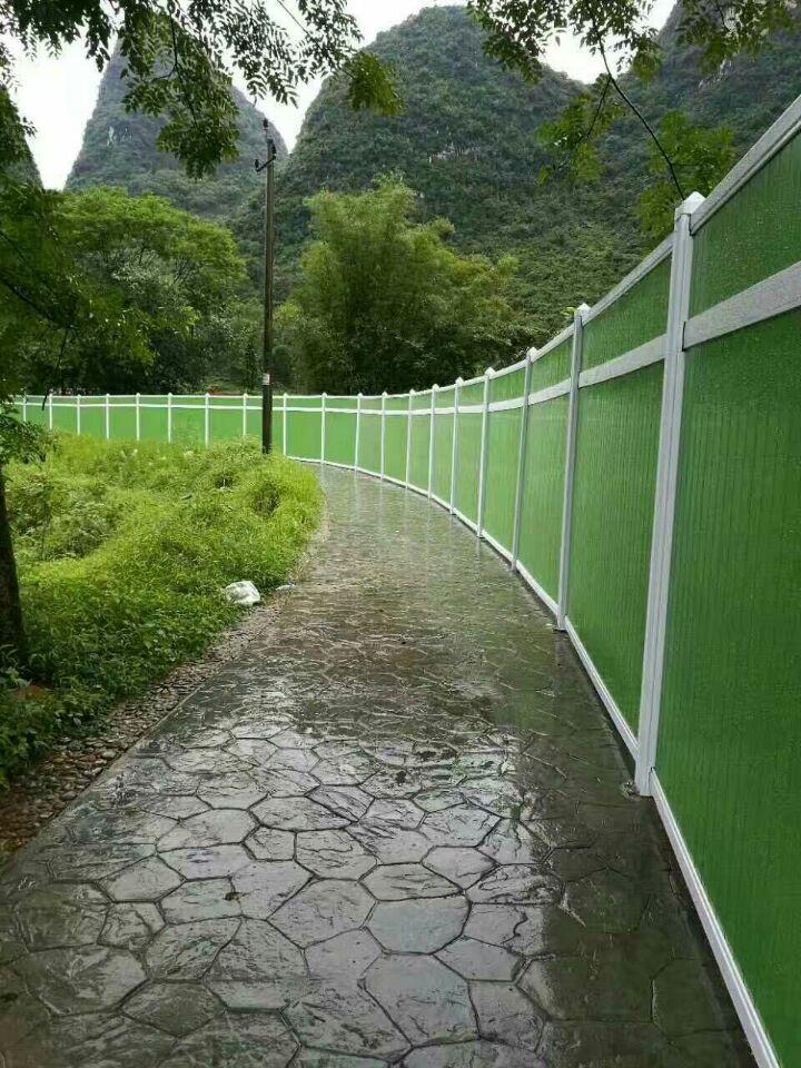 合肥围栏施工方案